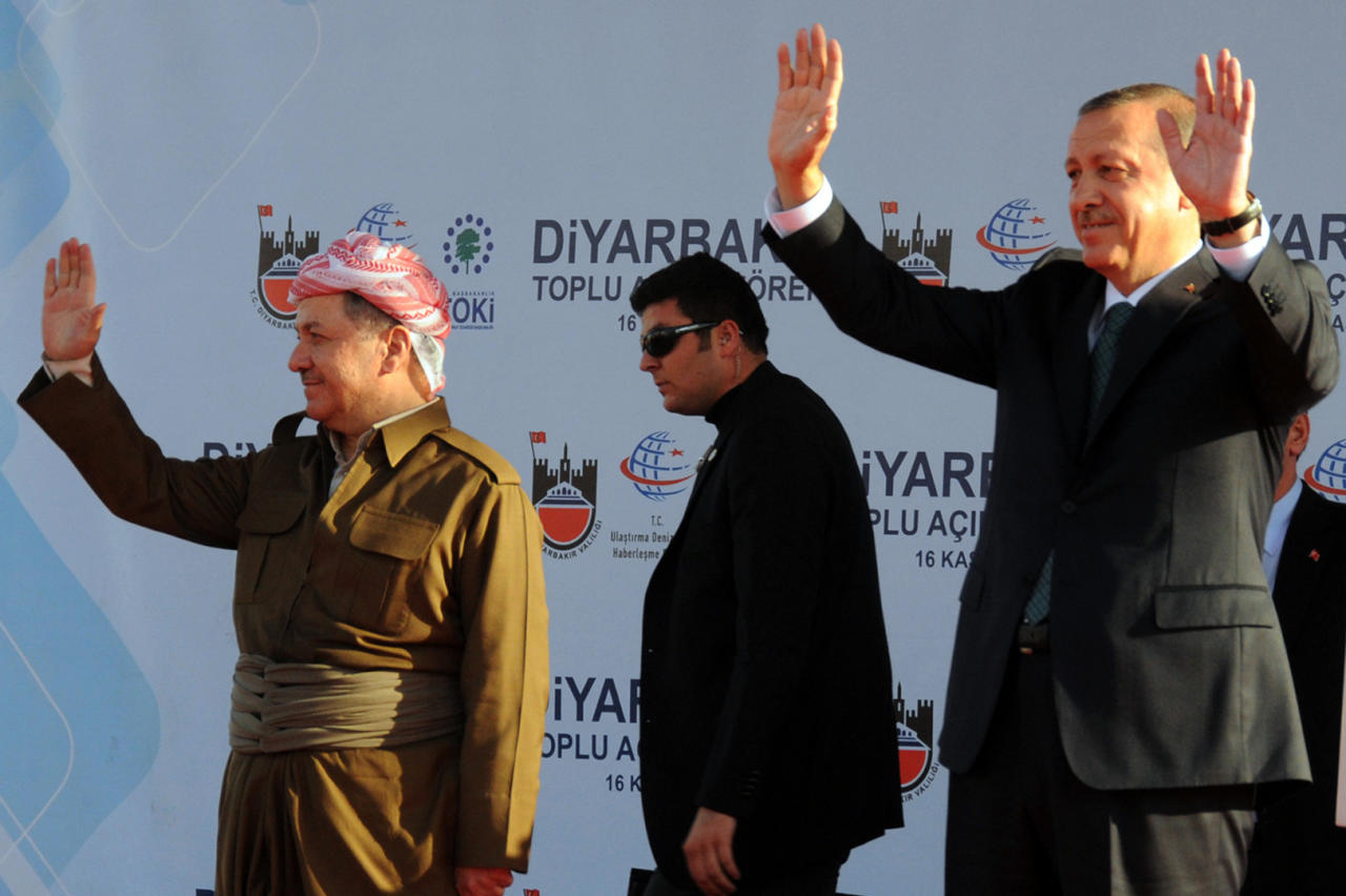 The Justice and Development Party: in Retrospect of the Kurdish Conflict