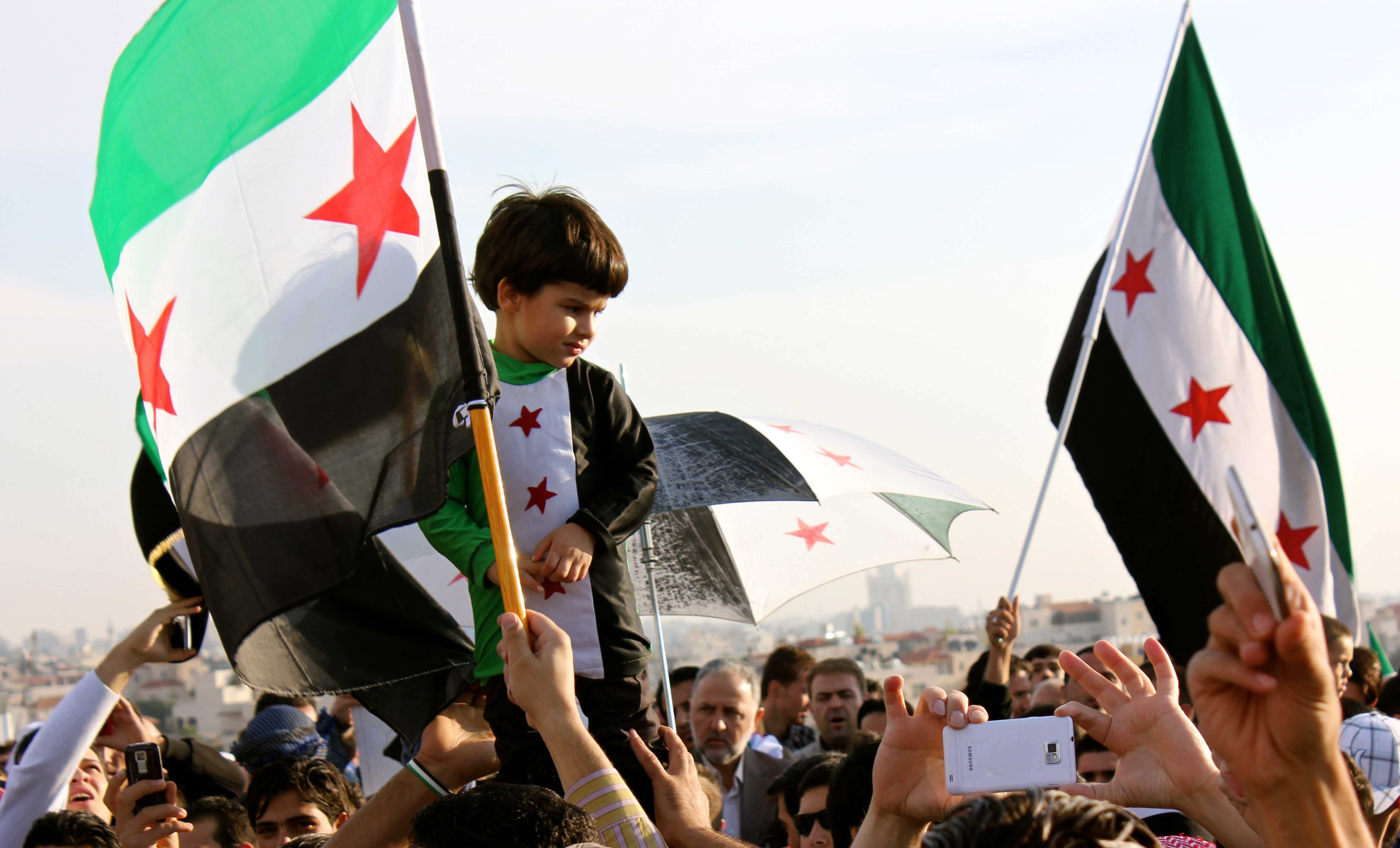 The Syrian Revolution: Transformations and End game Scenarios