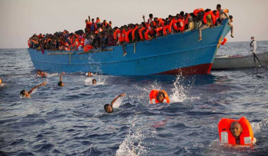 Clandestine Immigration : The Mediterranean - The Most Dangerous Routein the World