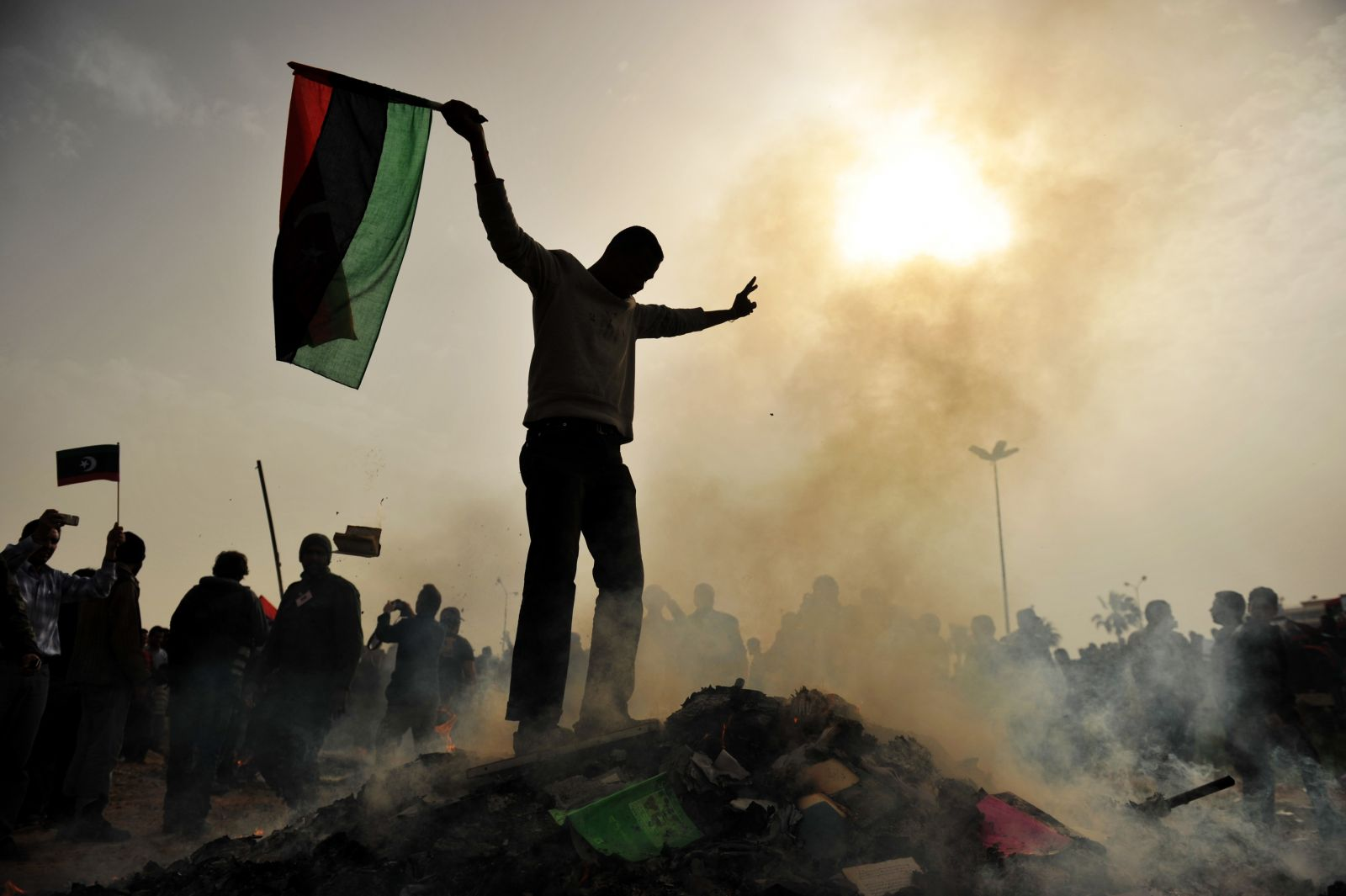 Libya and the Conflict of Interests in the Absence of Khalifa Haftar