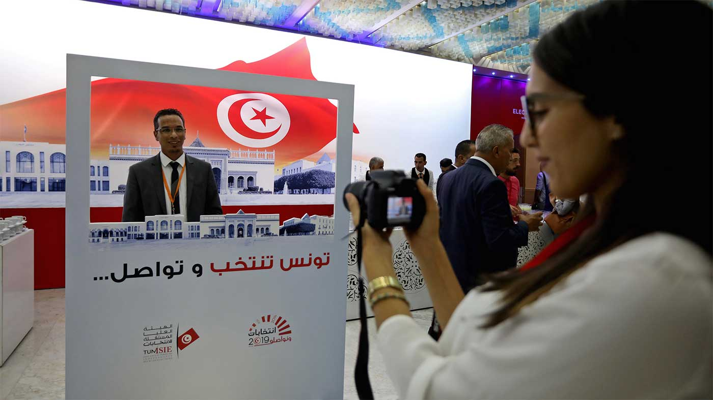 Special presidential election: the question of Tunisian's democracy