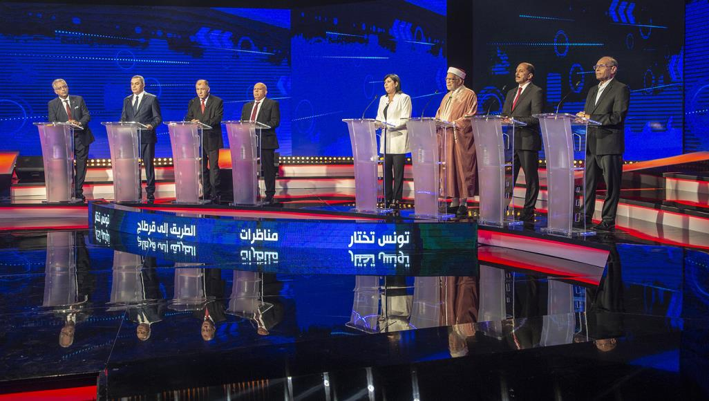 The first televised Presidential debate in the Arab World: A historic moment