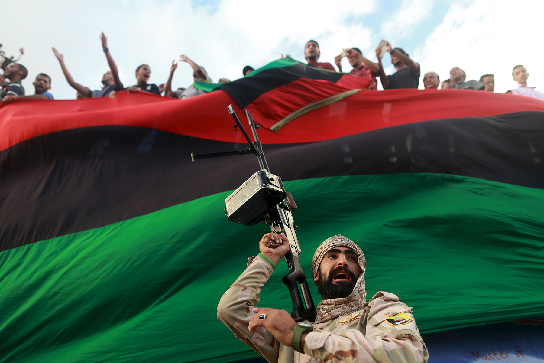 The War in Tripoli: The Internal and External Repercussions