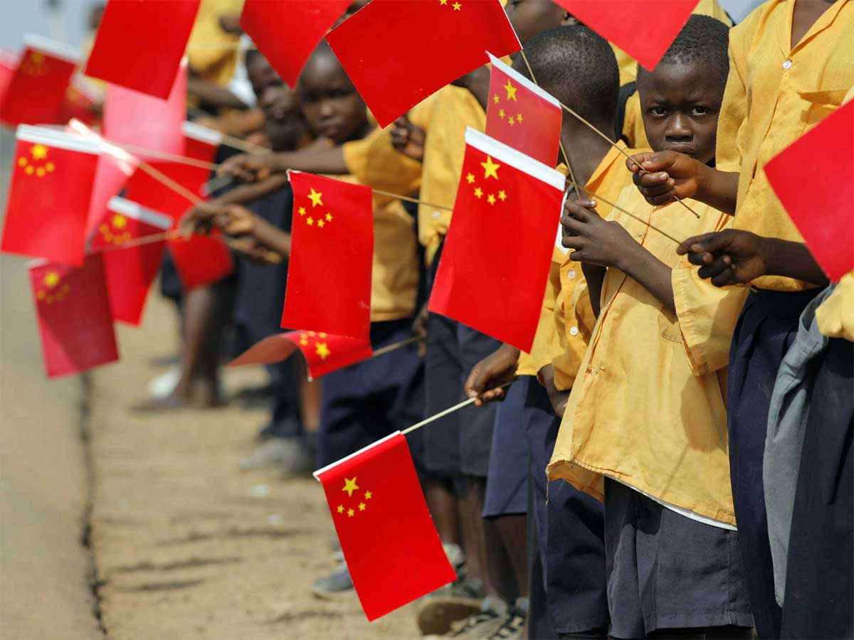 Africa-China partnership: The dragon and lion dances