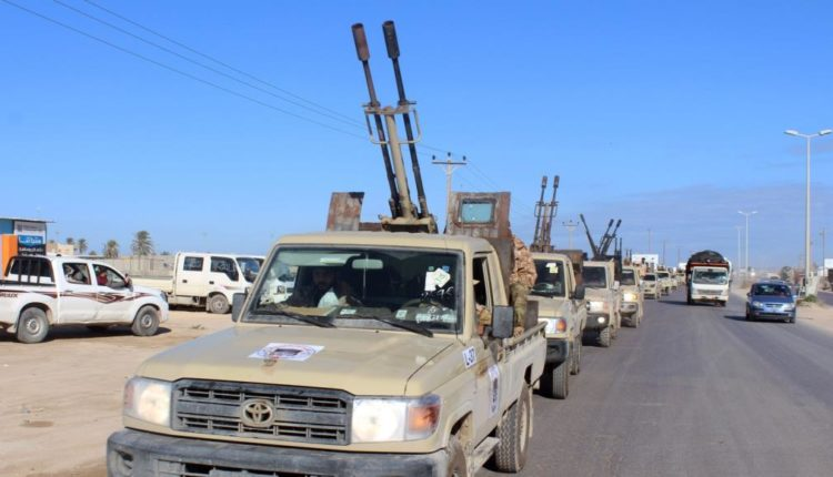 Libya's Operation Peace Storm and the impact on Tunisia